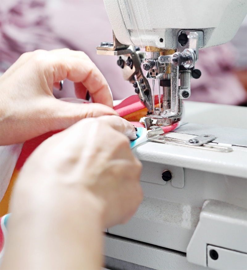 Szycie usługowe odzieży damskiej Łódź